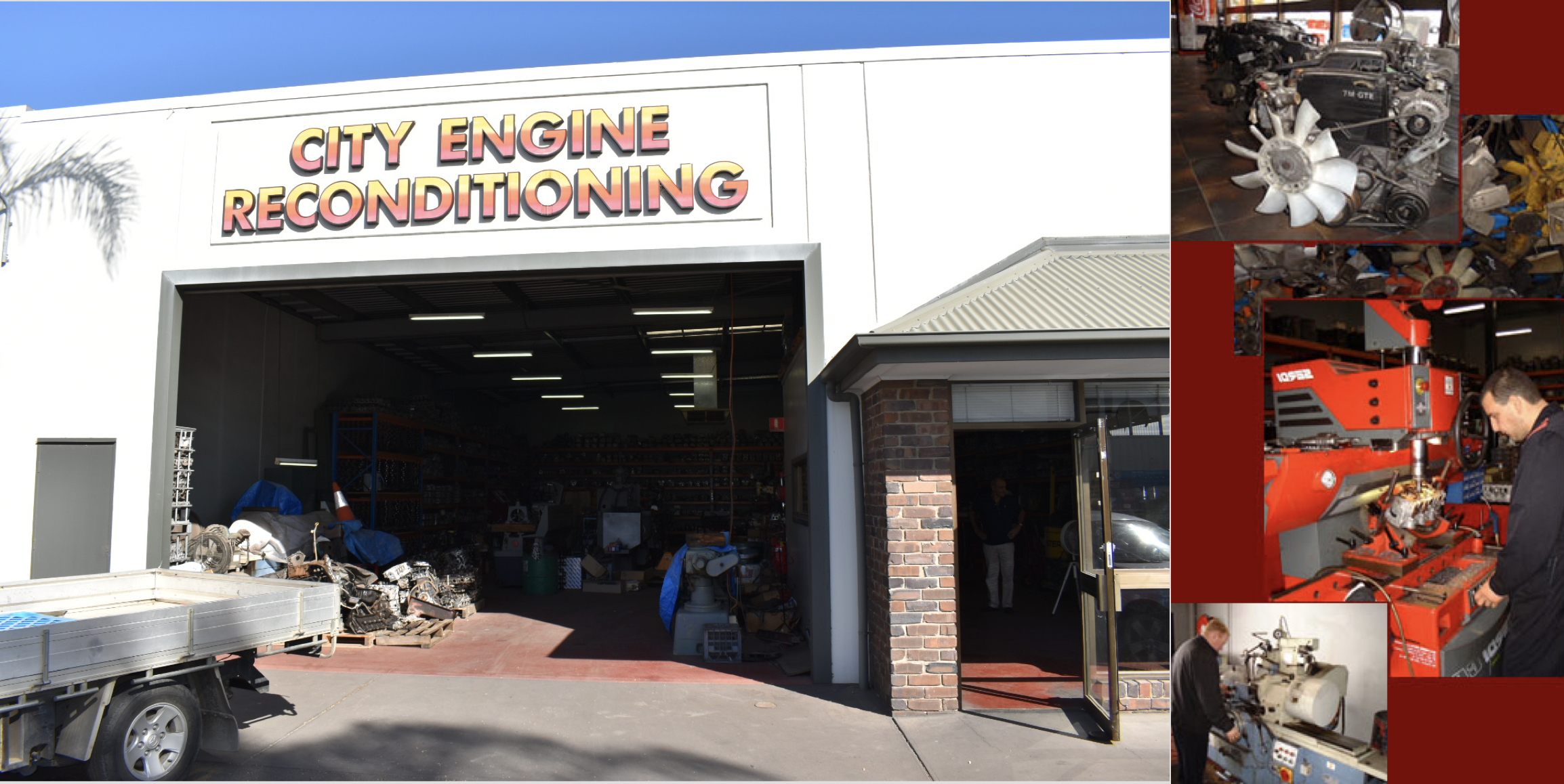 Engine Reconditioning Adelaide | City Dismantlers Expert Engine Rebuilds